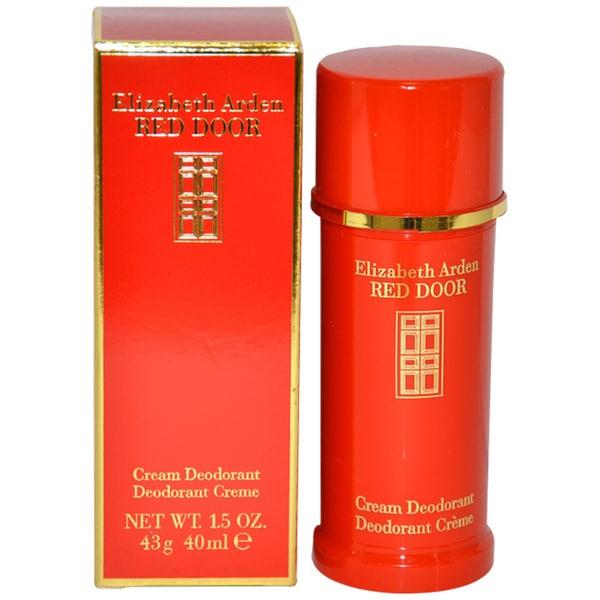 Red Door by Elizabeth Arden for Women - 1.5-ounce Deodorant Cream
