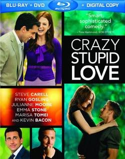 Crazy, Stupid, Love. (Blu-ray Disc)