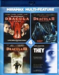 Dracula 4 Film Series (Blu-ray Disc)