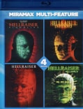 Hellraiser 4 Film Series (Blu-ray Disc)