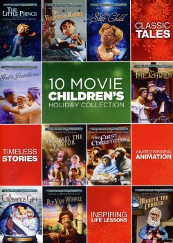 10-Movie Children's Holiday Collection (DVD)
