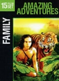 15-Movie Family Adventure Pack Vol. 1 (DVD)
