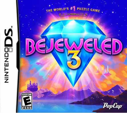 Nintendo DS - Bejeweled 3