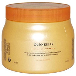 Kerastase Nutritive Oleo Relax Masque 16.7-ounce Hair Mask