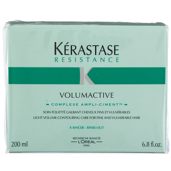 Kerastase Resistance Volumactive Light Contouring Care 6.8-ounce Treatment