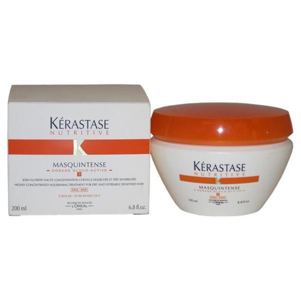 Kerastase Nutritive Masquintense 6.8-ounce Hair Mask for Thin Hair