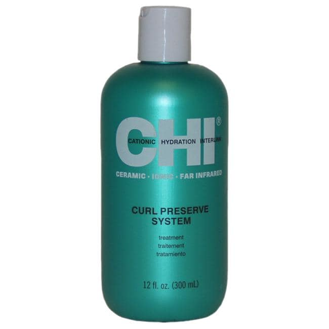Curl Preserve 12-ounce CHI Treatment