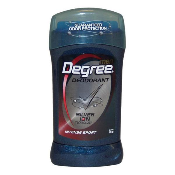 Degree Men's Intense Sport Silver Ion 3-ounce Deodorant Stick