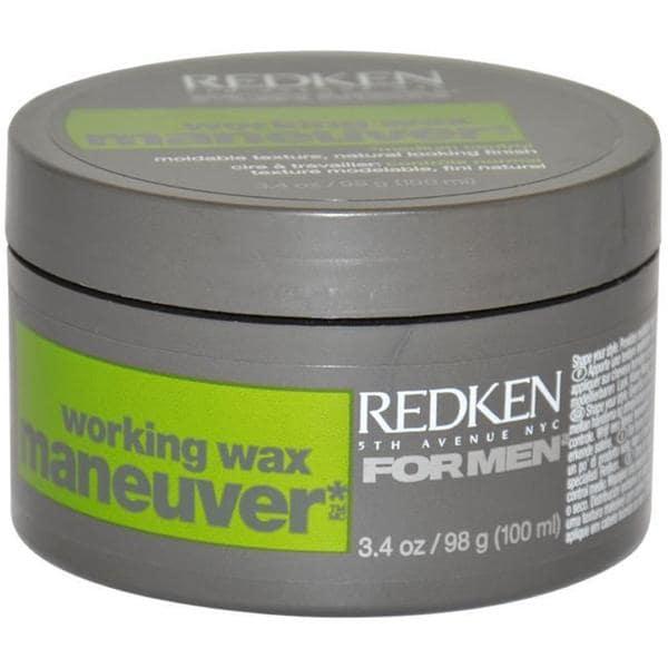 Redken Working Wax Maneuver 3.4-ounce Wax