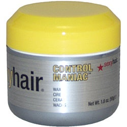 Short Hair Control Maniac 1.8-ounce Sexy Hair Wax