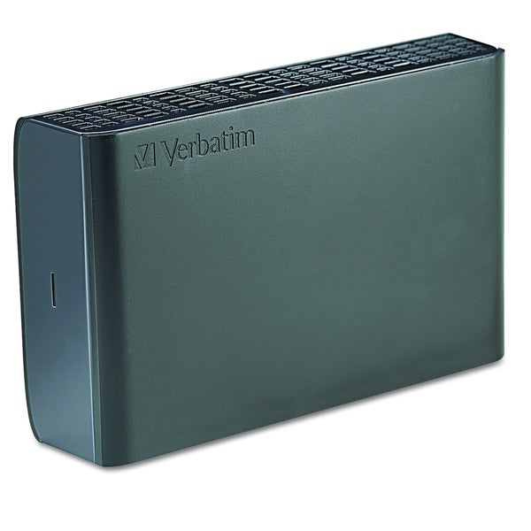Verbatim 2TB Store 'n' Save Desktop Hard Drive, USB 3.0 - Black