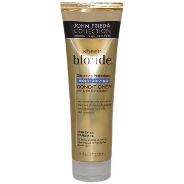 John Frieda Sheer Blonde Honey To Caramel 8.45-ounce Moisturizing Conditioner