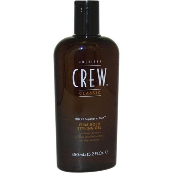 American Crew Men's Firm Hold 15.2-ounce Gel