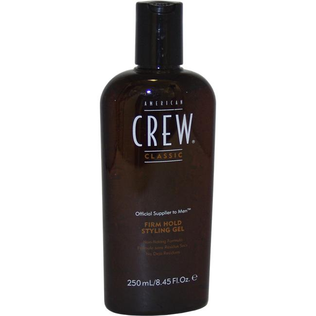 American Crew Men's 8.4-ounce Firm Hold Gel