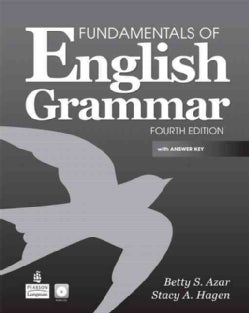 Fundamentals of English Grammar: With Answer Key