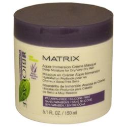 Matrix Biolage Hydratherapie Aqua-immersion 5.1-ounce Creme Masque