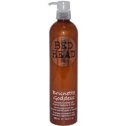 TIGI Bed Head Brunette Goddess 13.5-ounce Shampoo