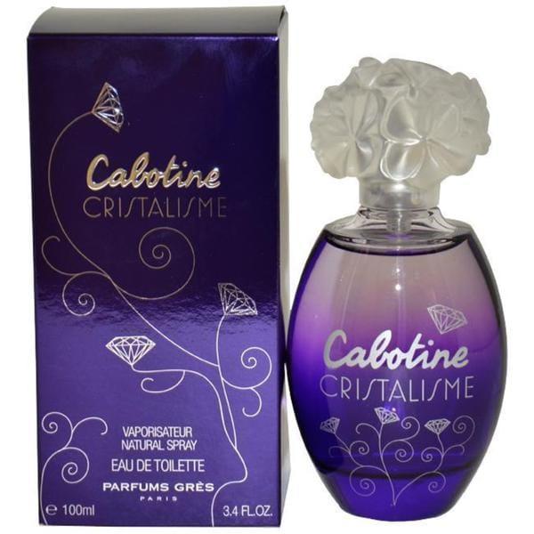 Parfums Gres Cabotine Cristalisme Women's 3.4-ounce Eau de Toilette Spray