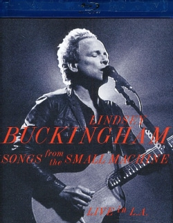 Songs From The Small Machine- Live In L.A. (Blu-ray Disc)
