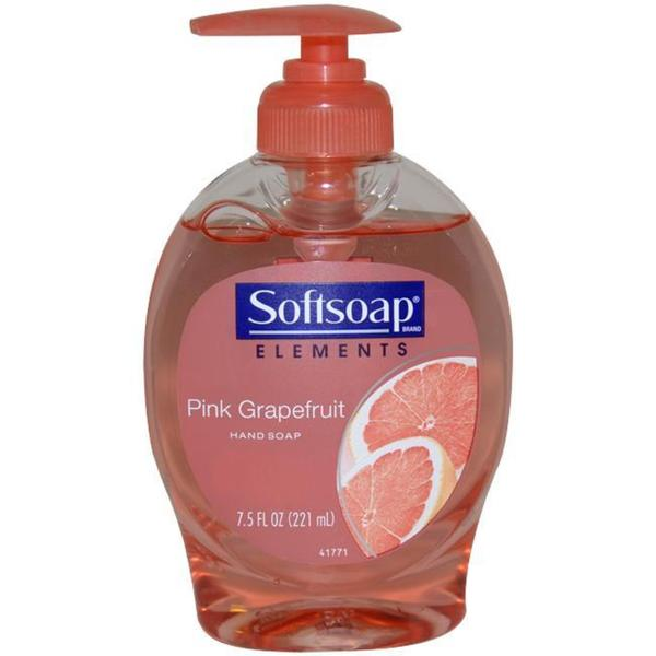 Softsoap Elements Pink Grapefruit 7.5-ounce Hand Soap