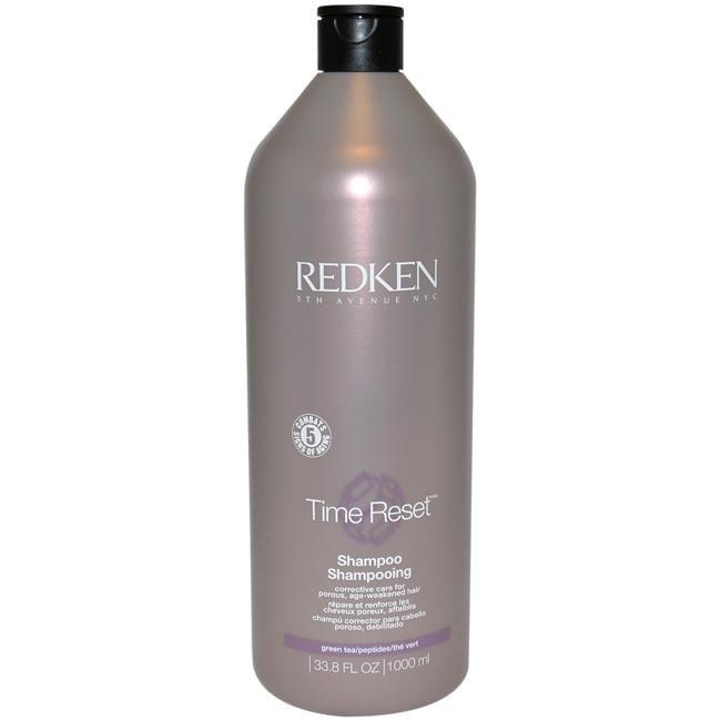Redken Time Reset 33.8-ounce Shampoo