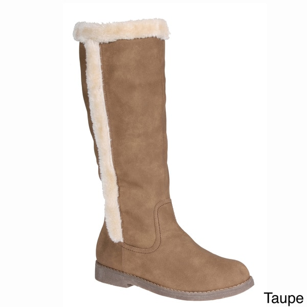 Story Women's Eskimo Knee High Tall Boots