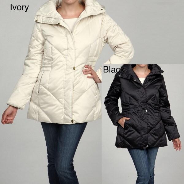 Mackintosh Women's Down Filled Hooded Jacket