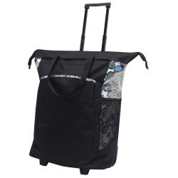 G Pacific 20-inch Leak-proof Rolling Shopper Tote