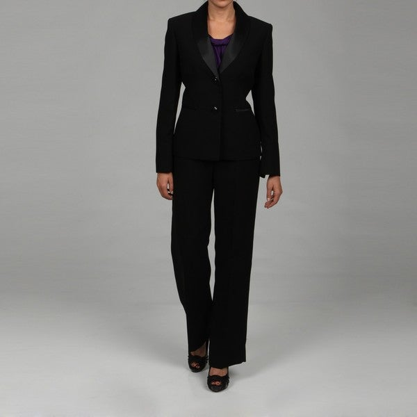 Luxury Women 39 S Pinstripe Pant Suits