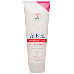 St Ives Intensive Healing Body Cream 7.5-ounce (Pack of 4)