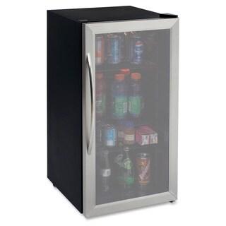 Avanti Stainless Steel 3.1-cubic-feet Beverage Cooler