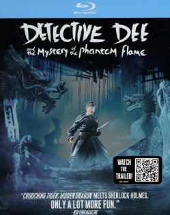 Detective Dee And The Mystery Of The Phantom Flame (Blu-ray Disc)