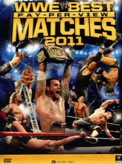 WWE The Best Pay Per View Matches Of 2011 (DVD)