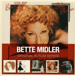 BETTE MIDLER - ORIGINAL ALBUM SERIES
