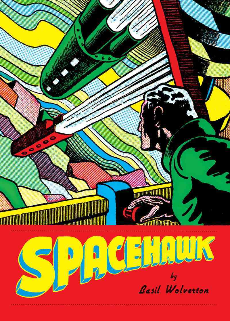 Spacehawk (Paperback)