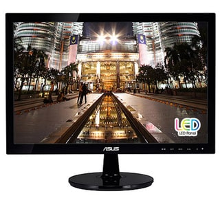 Asus VS198D-P 19-inch 720p 5ms LED Monitor