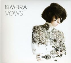 KIMBRA - VOWS: LIMITED CD+DVD EDITION