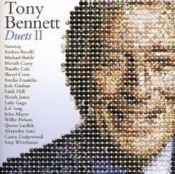 TONY BENNETT - DUETS II: SPECIAL CD + DVD EDITION