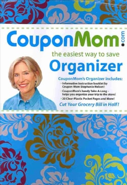 CouponMom Organizer: Pattern Design