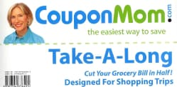 Coupon Mom Organizing Take-a-Long (Paperback)