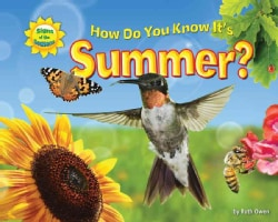 How Do You Know It's Summer? (Hardcover)