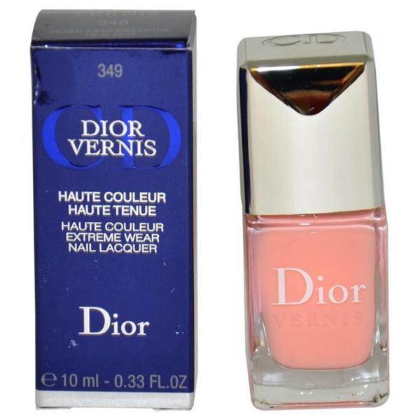Dior Vernis #349 Pink Boa Nail Polish