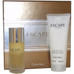 Escape 'Escape' Men's 2-piece Gift Set