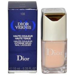 Dior Vernis #108 Ivory Nail Polish