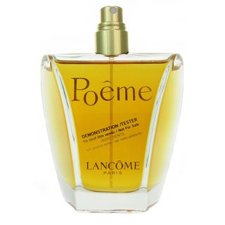 Lancome 'Poeme' Women's 3.4-ounce Eau de Perfum Spray (Tester)