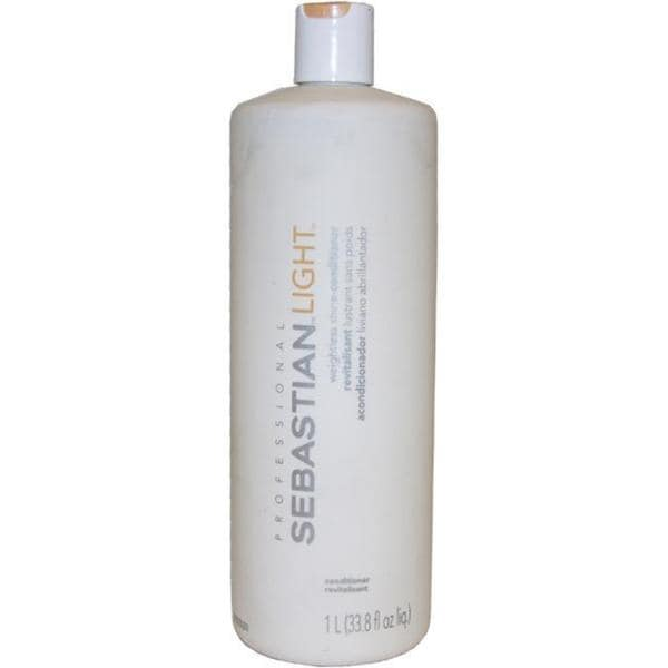 Sebastian 'Professional Light' 33.8-ounce Weightless Shine Conditioner