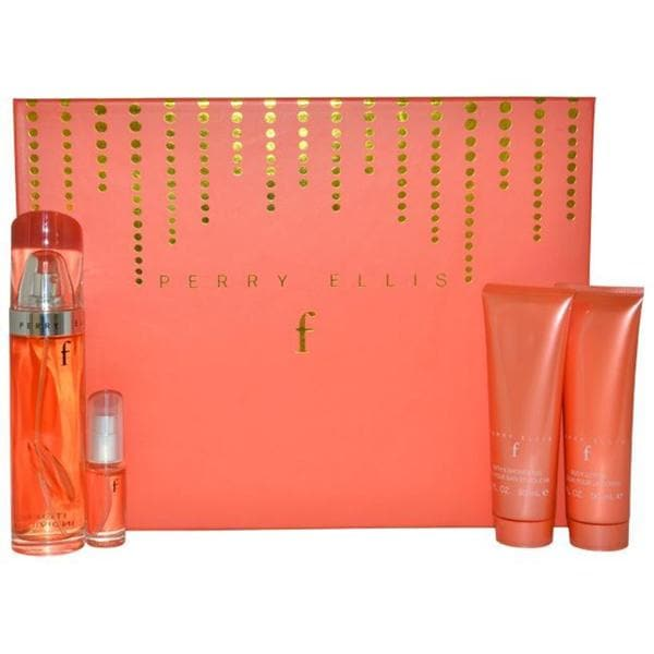 Perry F for Women 4-piece Gift Set