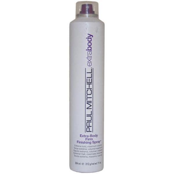 Extra Body Firm Finishing Spray by Paul Mitchell 11-ounce Hair Spray