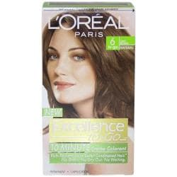 Excellence To-Go #6 Light Brown/ Natural by L'Oreal Hair Color