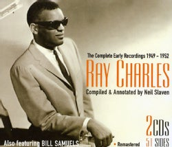 Ray Charles - The Complete Recordings 1946-1952